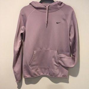 Violet Nike hoodie
